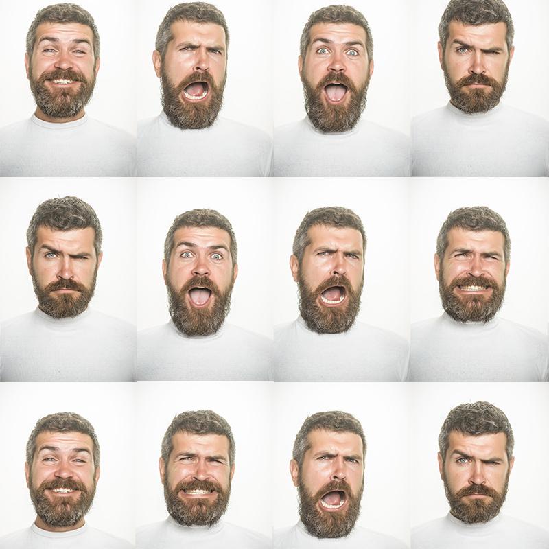 Le microespressioni del viso
